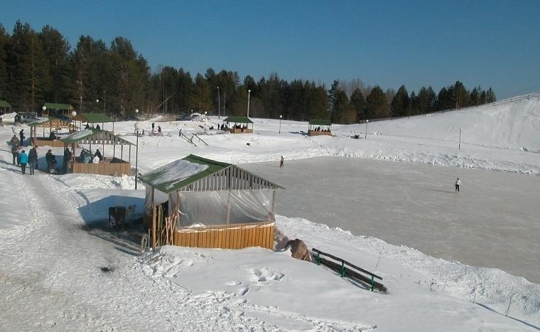 Горнолыжный комплекс «Зеленецкие Альпы» Республика Коми, фото 5