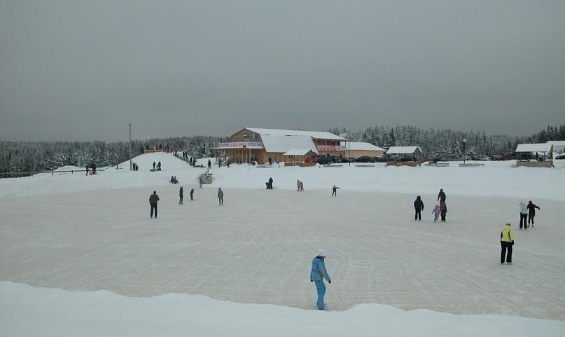 Горнолыжный комплекс «Зеленецкие Альпы» Республика Коми, фото 3