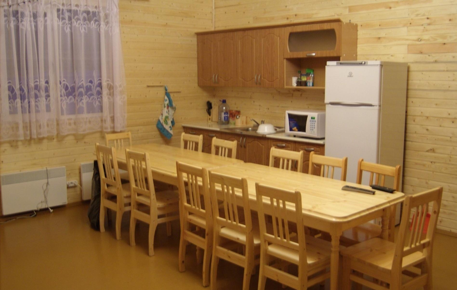 Горнолыжный комплекс «Зеленецкие Альпы» Республика Коми Гостевой домик, фото 2