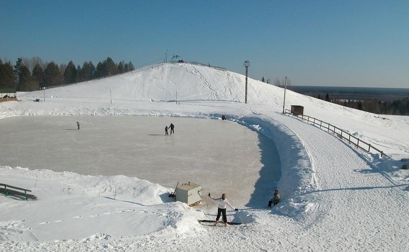 Горнолыжный комплекс «Зеленецкие Альпы» Республика Коми, фото 6