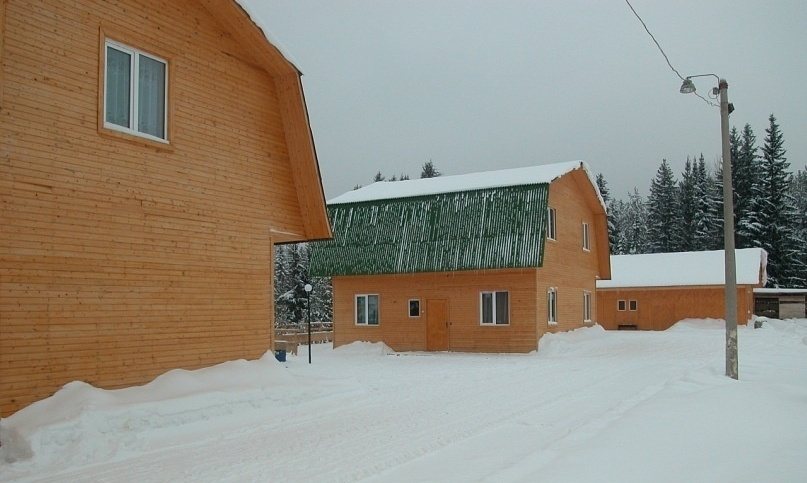 Горнолыжный комплекс «Зеленецкие Альпы» Республика Коми, фото 2