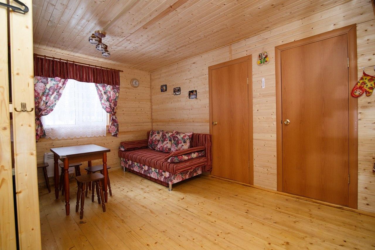 База отдыха «Налитово» Ульяновская область Дом «Теремок», фото 2