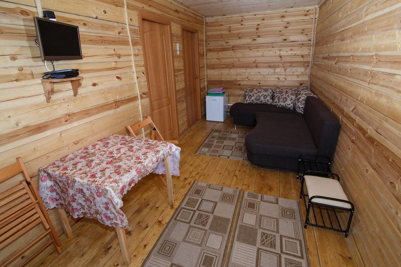 База отдыха «Налитово» Ульяновская область 4-местный номер в Гостином дворе, фото 3
