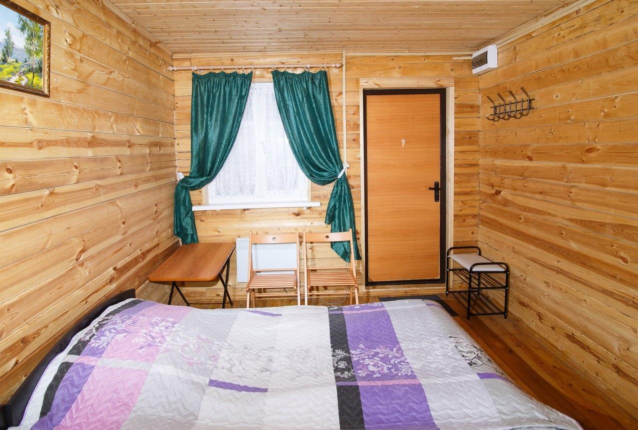 База отдыха «Налитово» Ульяновская область 2-местный номер в Гостином дворе, фото 3