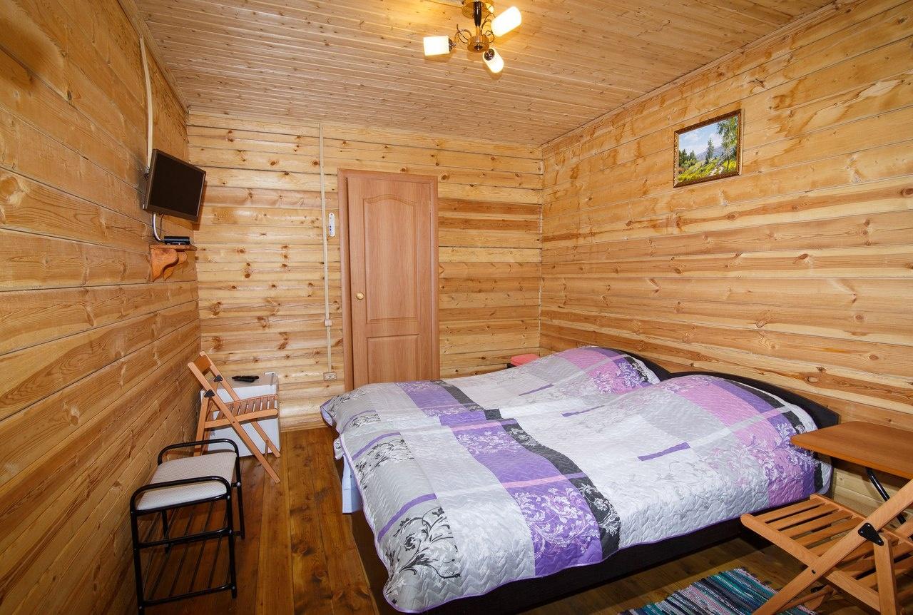 База отдыха «Налитово» Ульяновская область 2-местный гостиничный номер, фото 3