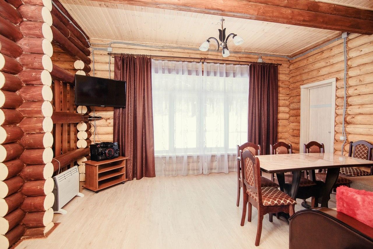 База отдыха «Налитово» Ульяновская область Дом «Финский», фото 6