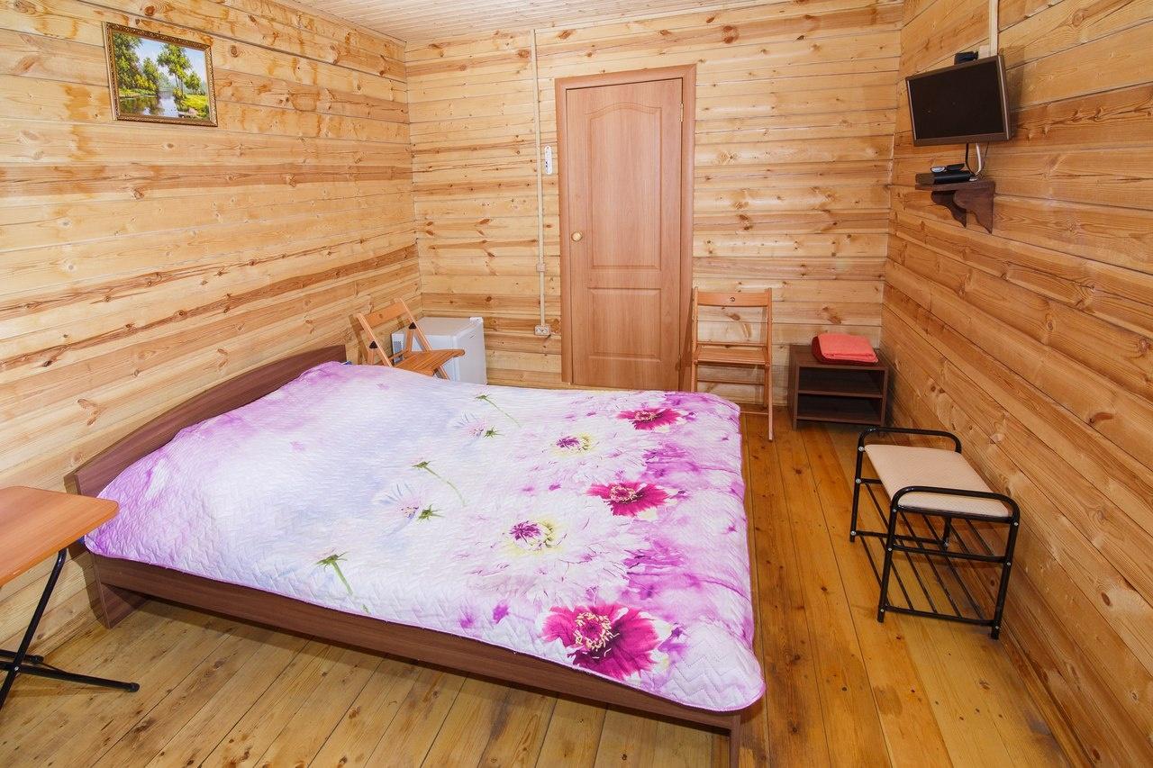 База отдыха «Налитово» Ульяновская область 2-местный номер в Гостином дворе, фото 2