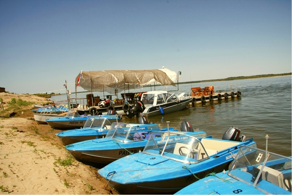 """База отдыха """"Высокий берег"""" Астраханская область, фото 6"""