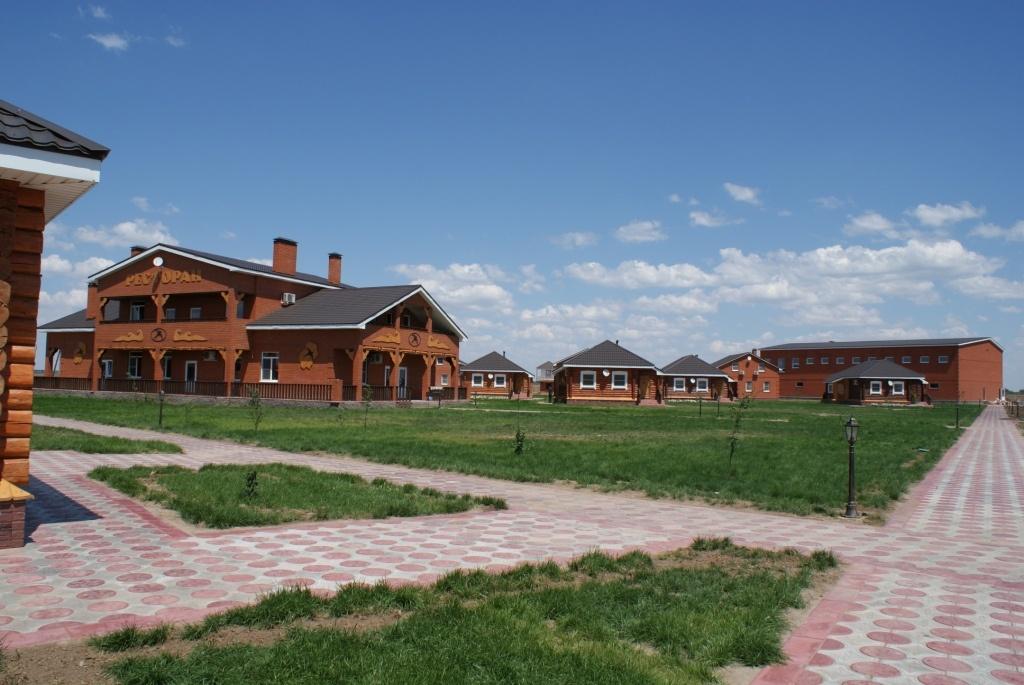 База отдыха «Высокий берег» Астраханская область, фото 2