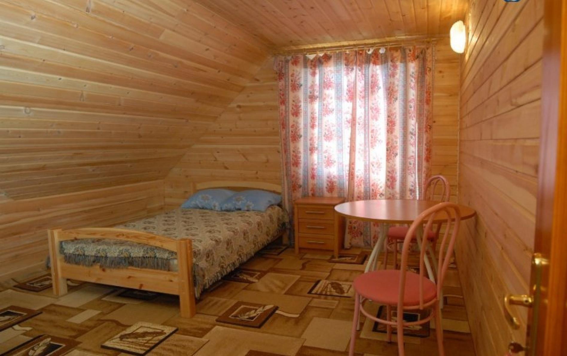 База отдыха «Жемчужина Ольхона» Иркутская область 1-местный номер, фото 1