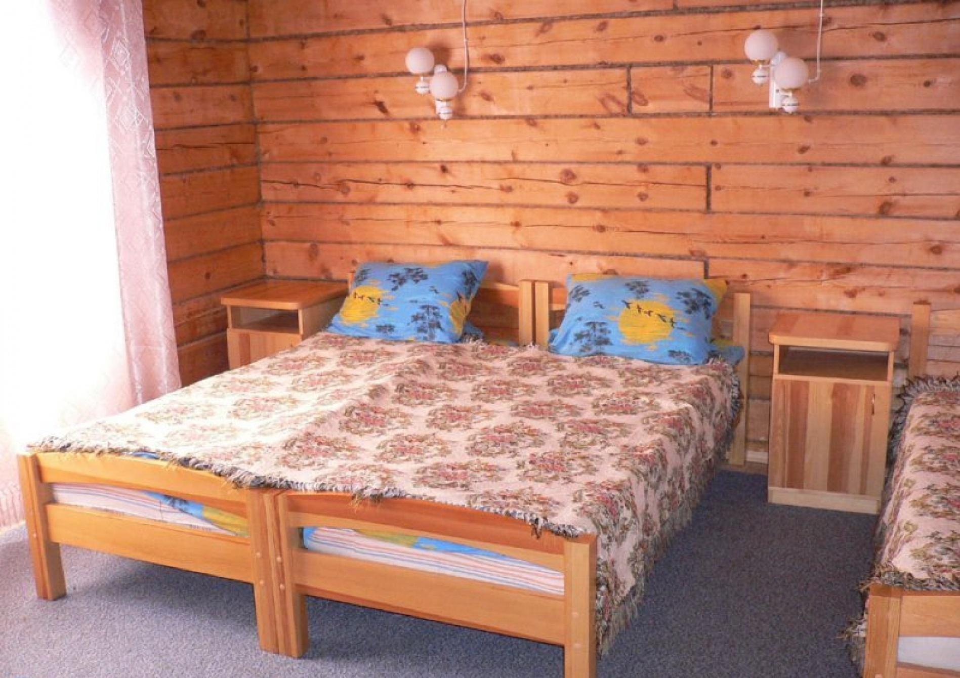 База отдыха «Жемчужина Ольхона» Иркутская область 3-местный коттедж, фото 2