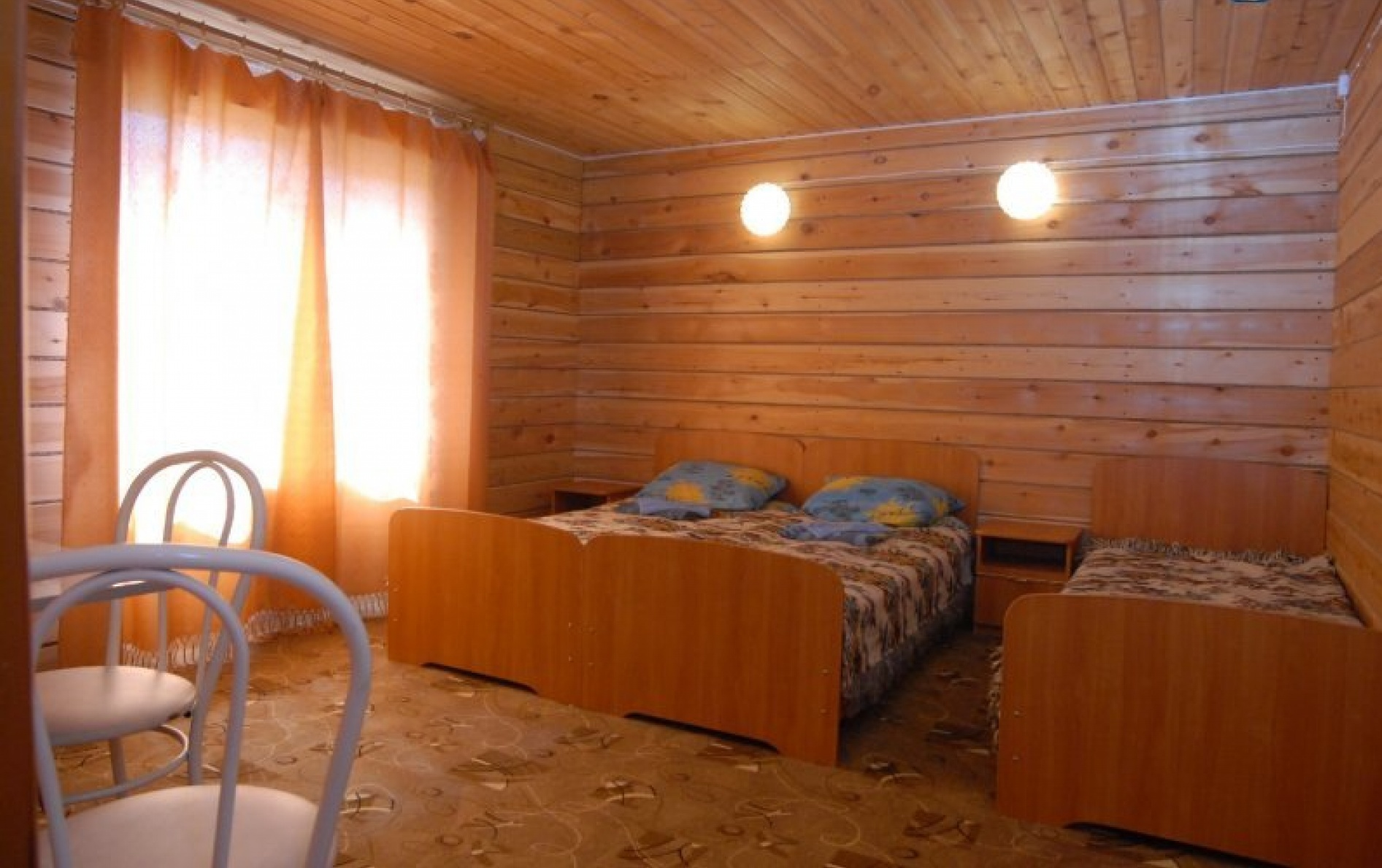 База отдыха «Жемчужина Ольхона» Иркутская область 3-местный коттедж, фото 1