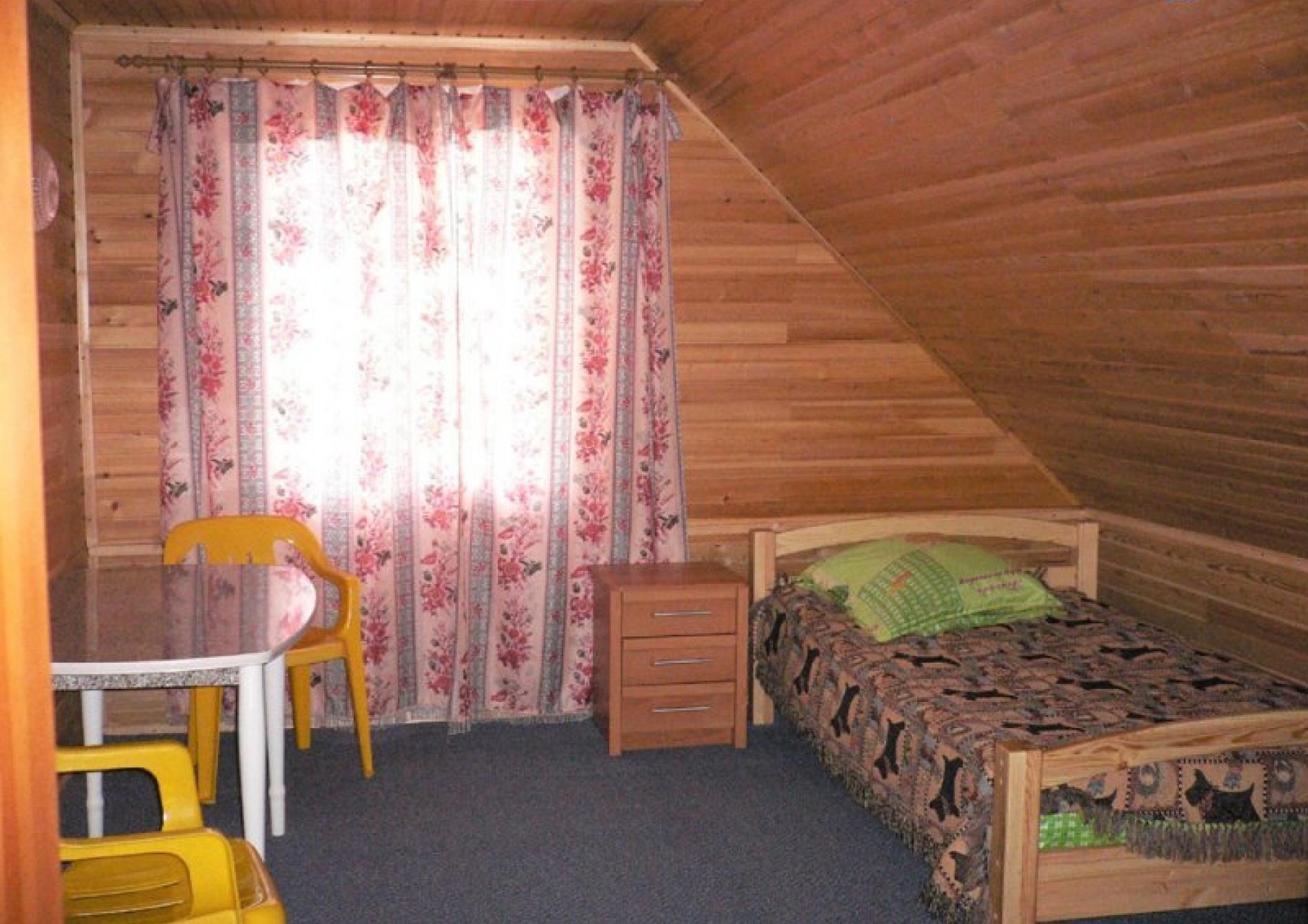 База отдыха «Жемчужина Ольхона» Иркутская область 1-местный номер, фото 2