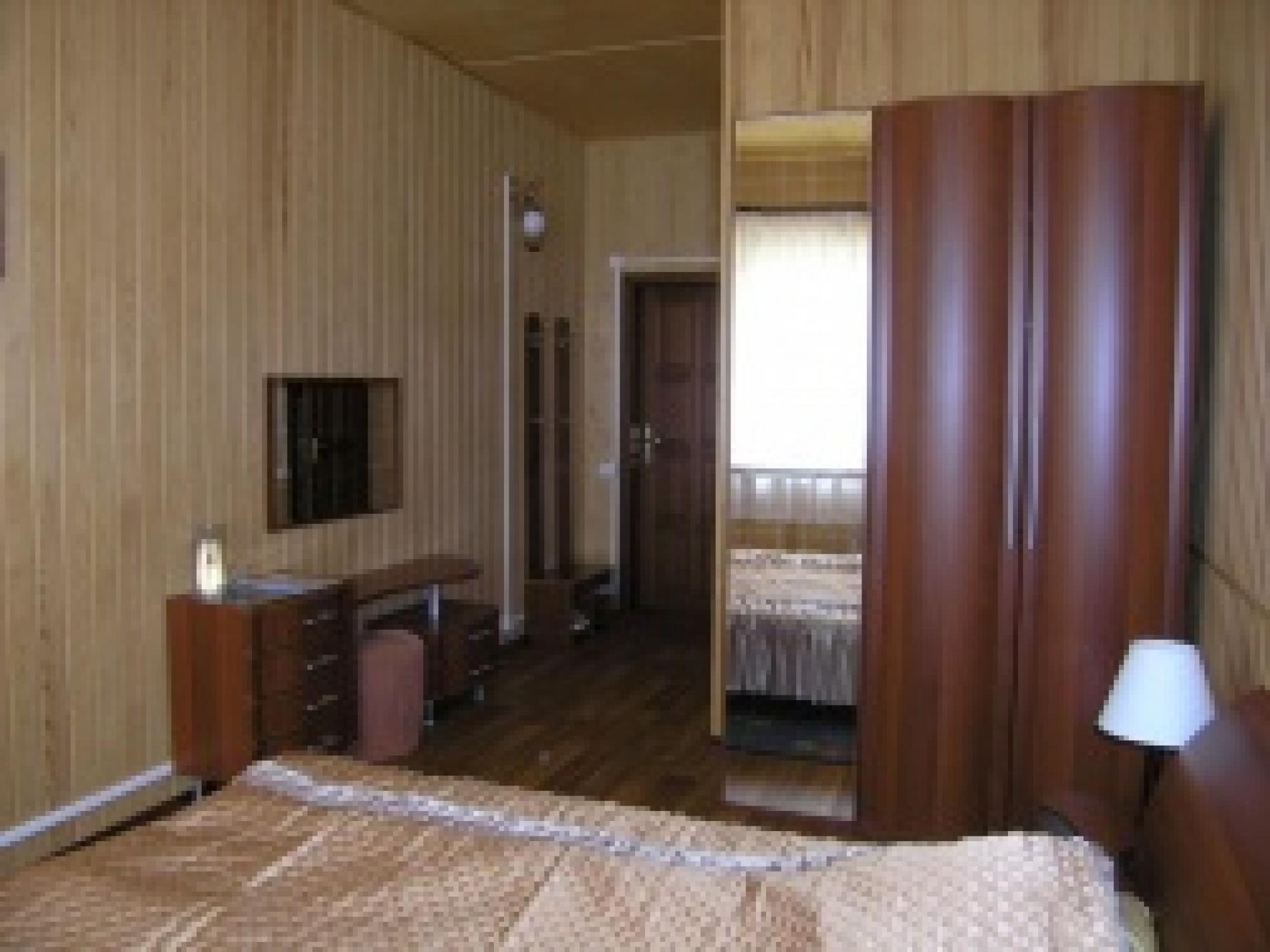 База отдыха «Фрегат» Иркутская область Стандартный номер однокомнатный 2-местный, фото 2