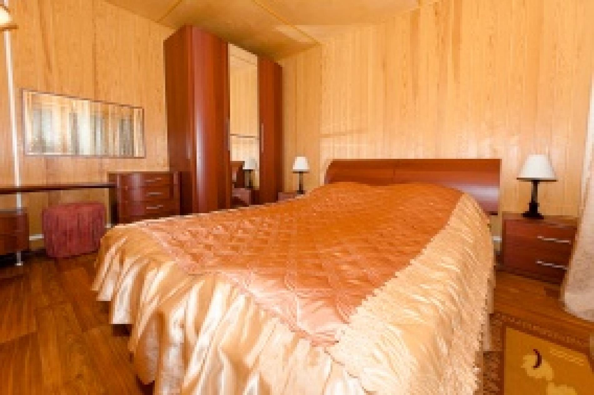 База отдыха «Фрегат» Иркутская область Номер Люкс 4-местный, фото 1