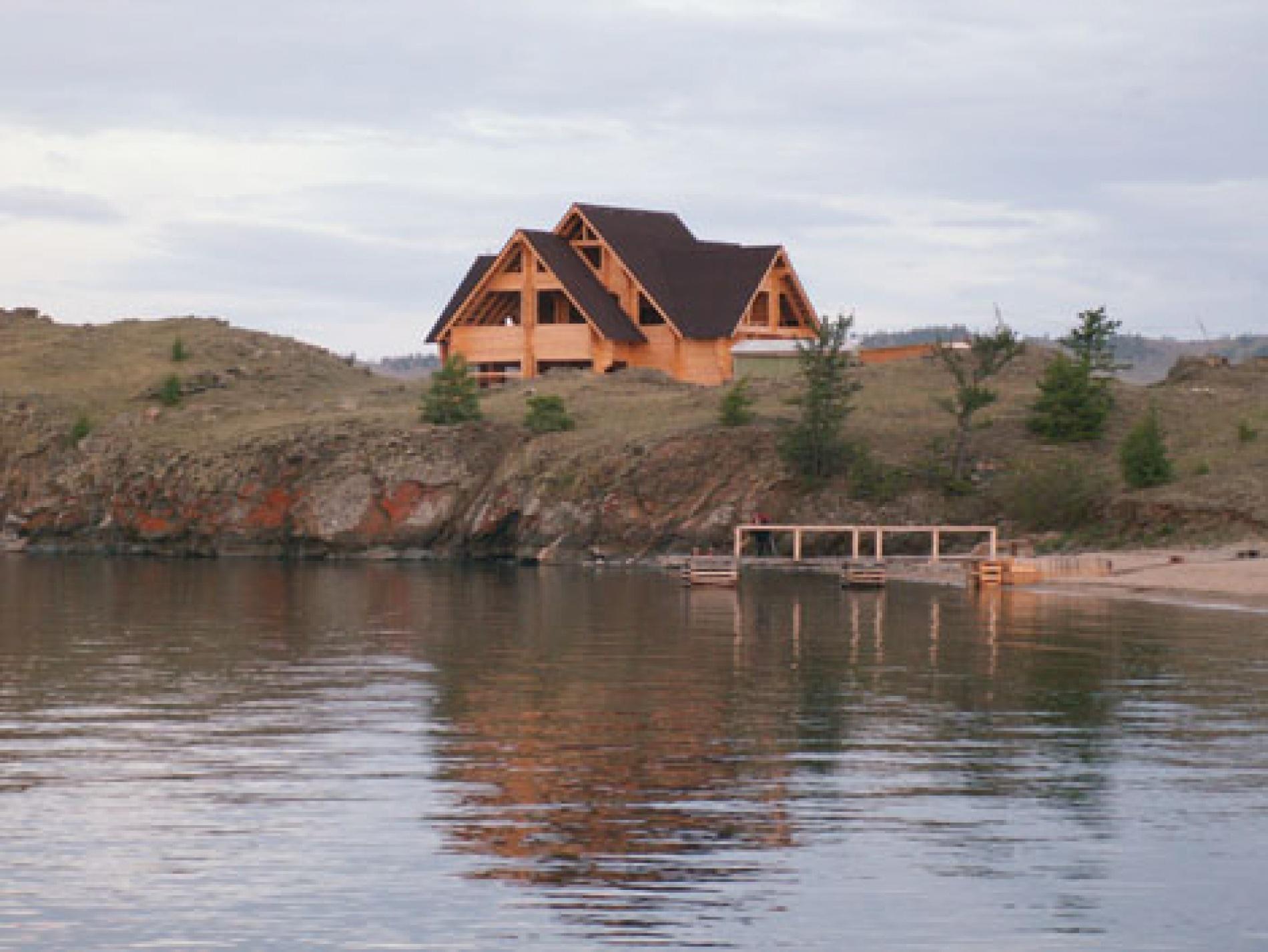 База отдыха «Фрегат» Иркутская область, фото 2