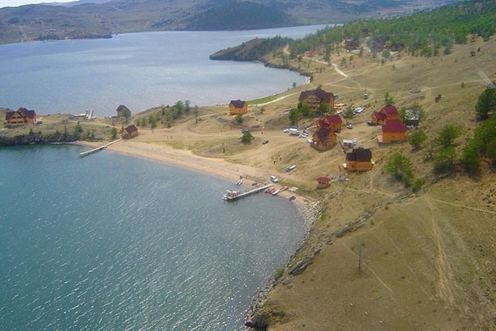 База отдыха «Фрегат» Иркутская область, фото 1