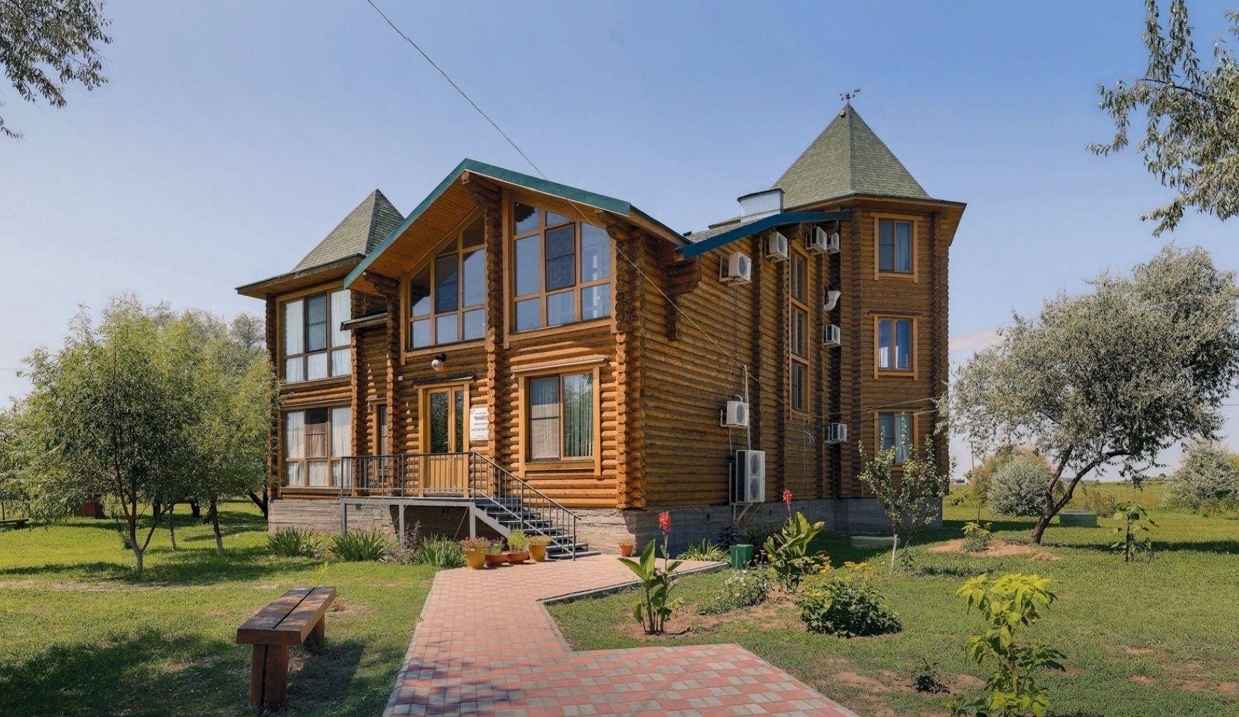 """Рыболовная база """"Маки"""" Астраханская область, фото 1"""