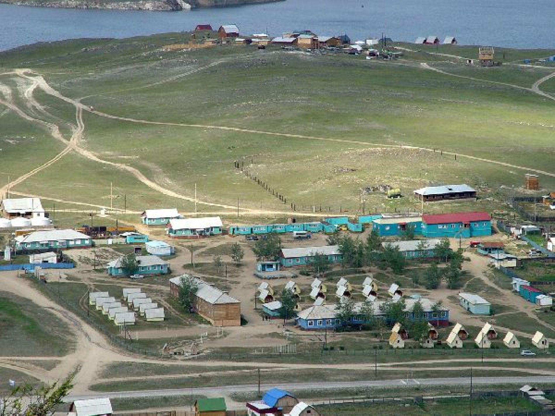 """База отдыха """"Маломорская"""" Иркутская область, фото 12"""