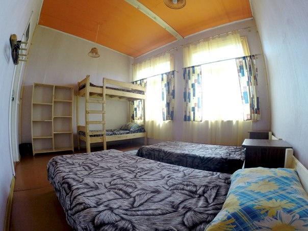 """База отдыха """"Байкальский ветер"""" Иркутская область """"Номер в гостиничном комплексе"""", фото 1"""