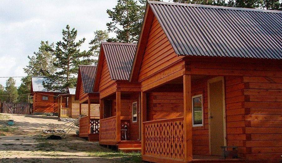 База отдыха «Ольхонские терема» Иркутская область, фото 1