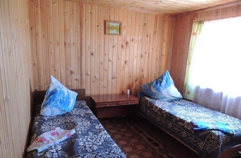 База отдыха «Ольхонские терема» Иркутская область 2-местный номер, фото 1