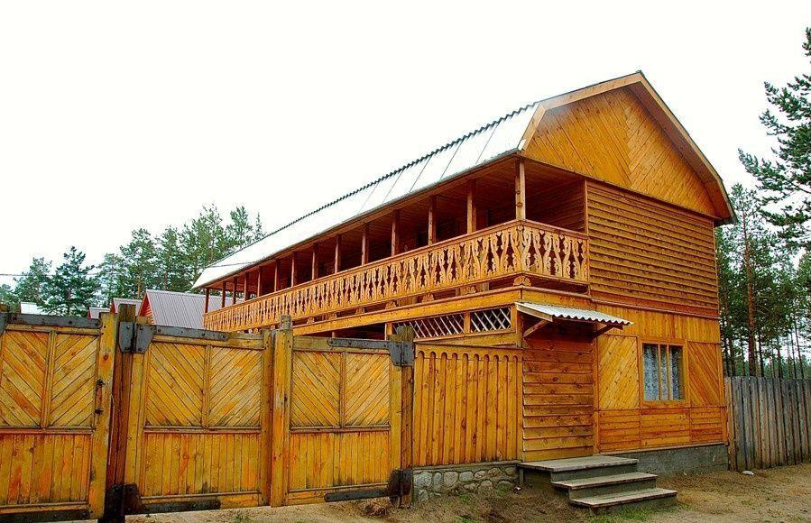 База отдыха «Ольхонские терема» Иркутская область, фото 3