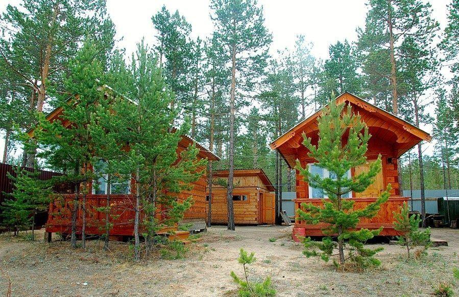 База отдыха «Ольхонские терема» Иркутская область, фото 2