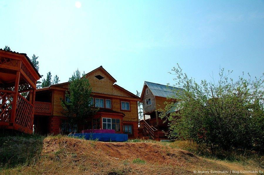 База отдыха «Ольхонские терема» Иркутская область, фото 8