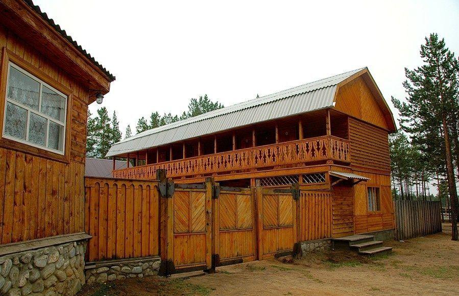 База отдыха «Ольхонские терема» Иркутская область, фото 5