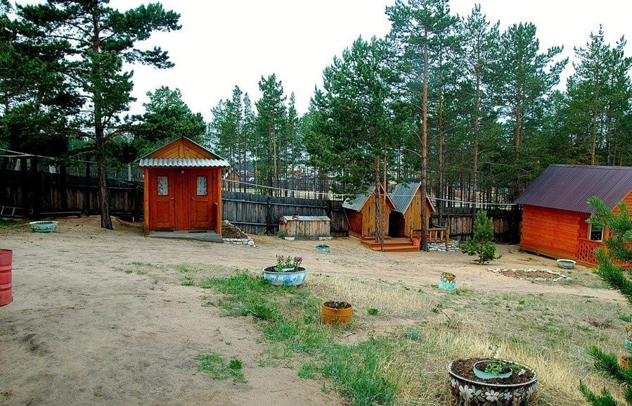 База отдыха «Ольхонские терема» Иркутская область, фото 11