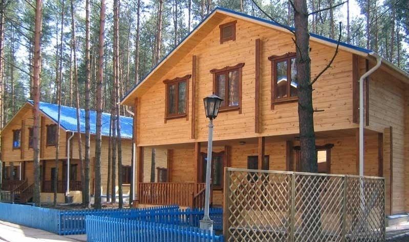 База отдыха «Чайка» Нижегородская область, фото 2