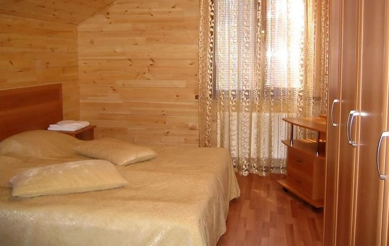 База отдыха «Чайка» Нижегородская область Номер однокомнатный №2,5, фото 1