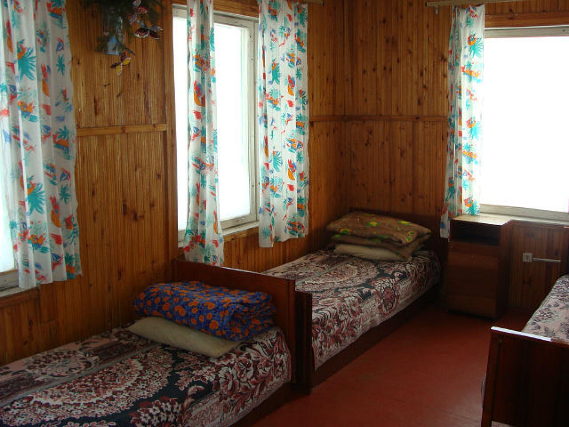 """База отдыха """"Березовая"""" Удмуртская Республика 2-х комнатный дом с верандой, фото 1"""