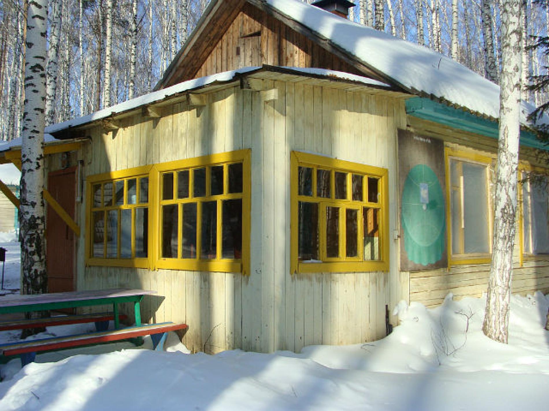 """База отдыха """"Березовая"""" Удмуртская Республика 2-х комнатный дом с верандой 6-ти местный, фото 2"""