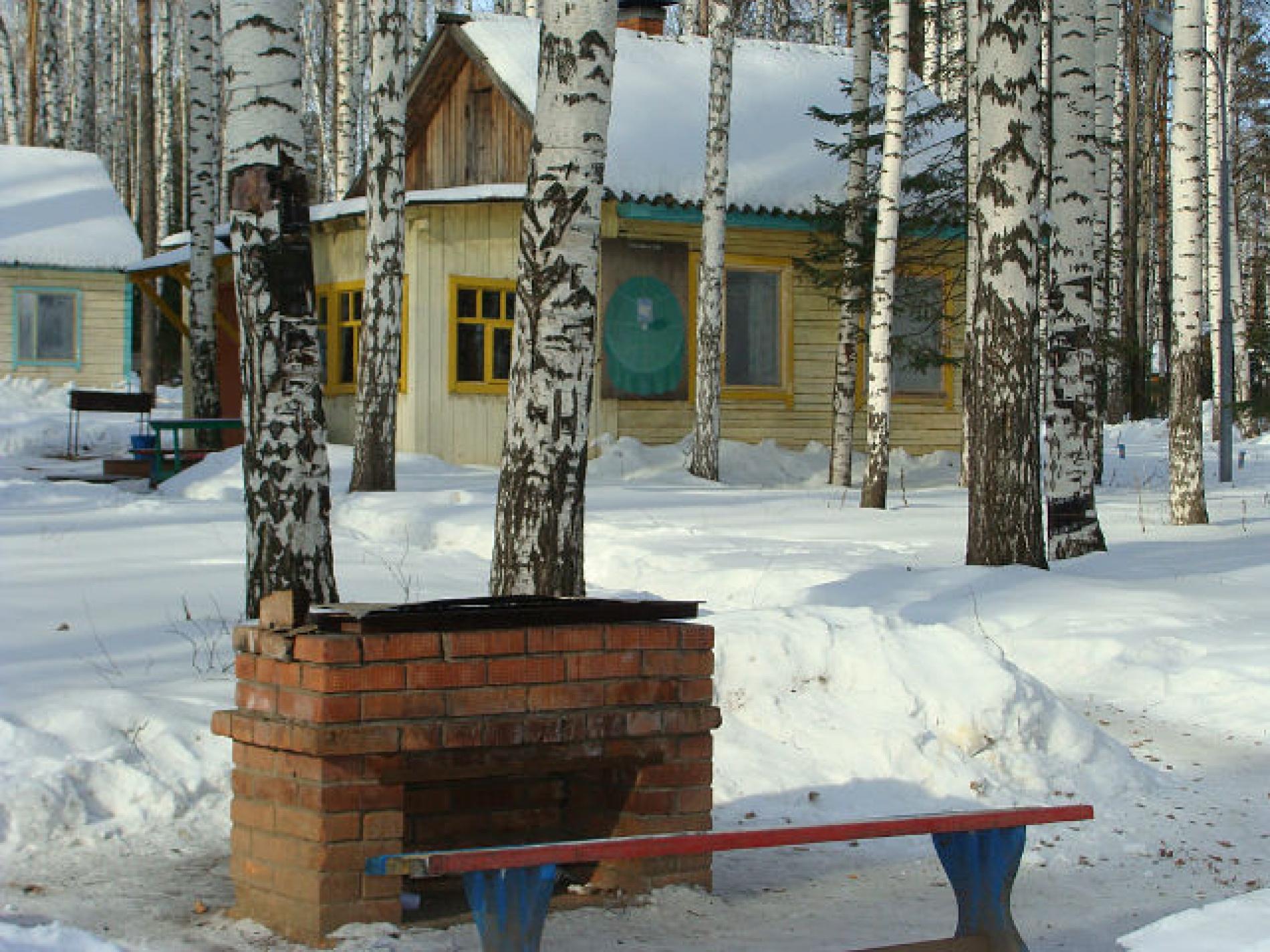 """База отдыха """"Березовая"""" Удмуртская Республика 2-х комнатный дом с верандой 6-ти местный, фото 3"""