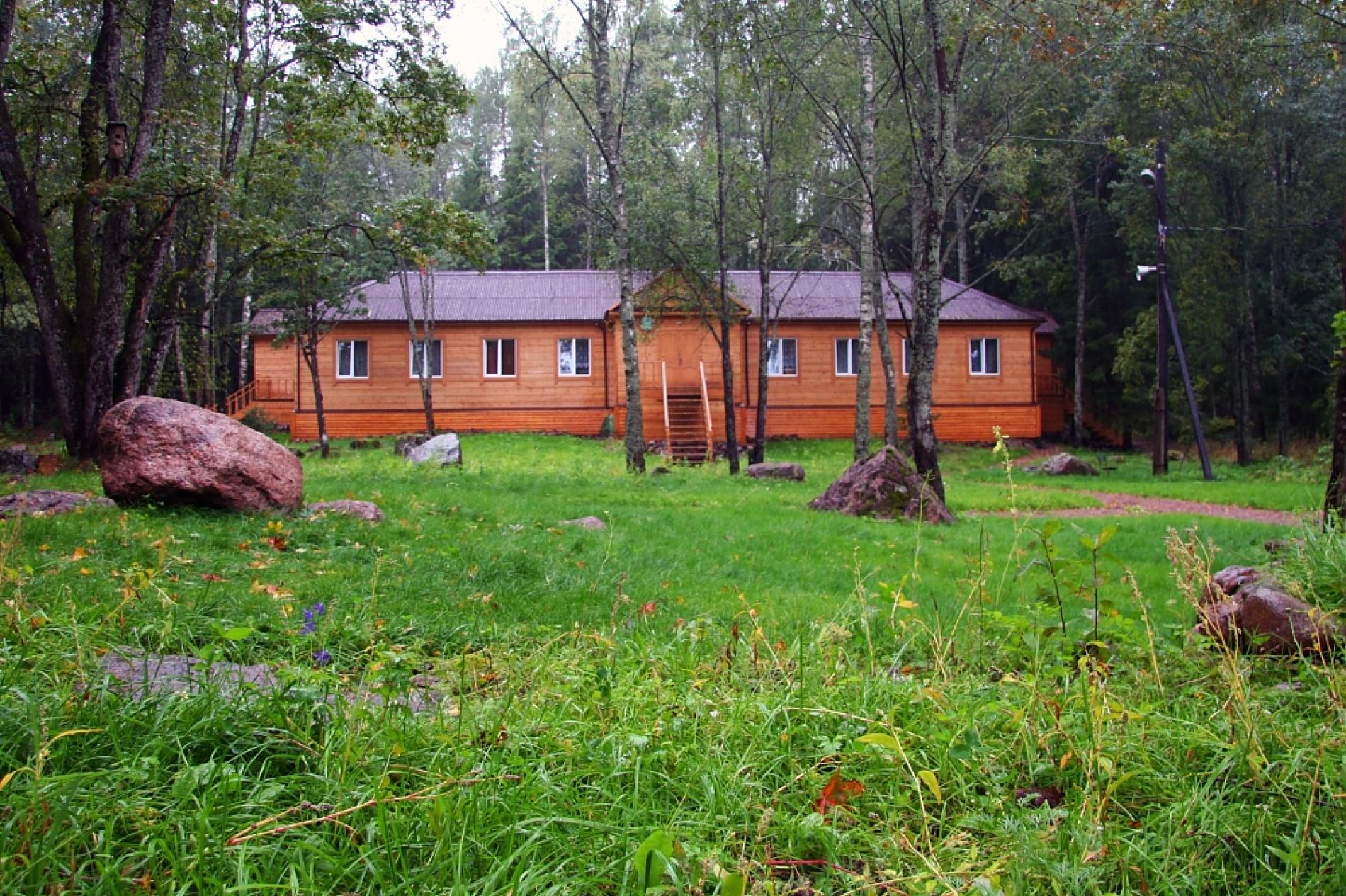 База отдыха «Соколинское» Ленинградская область, фото 2