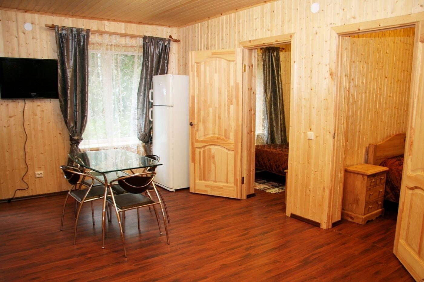 База отдыха «Соколинское» Ленинградская область 16-местный дом, фото 1