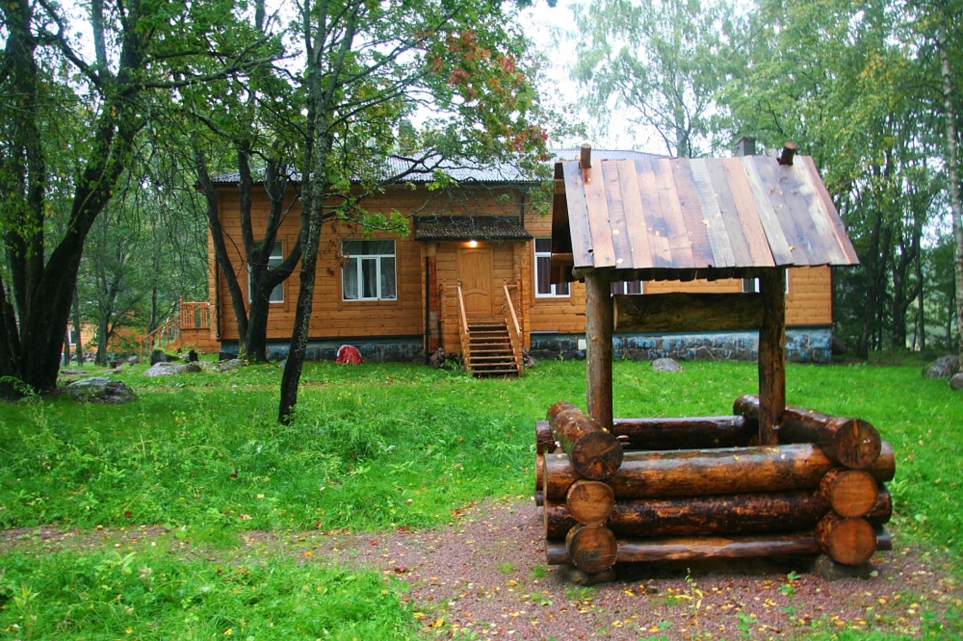 База отдыха «Соколинское» Ленинградская область, фото 5