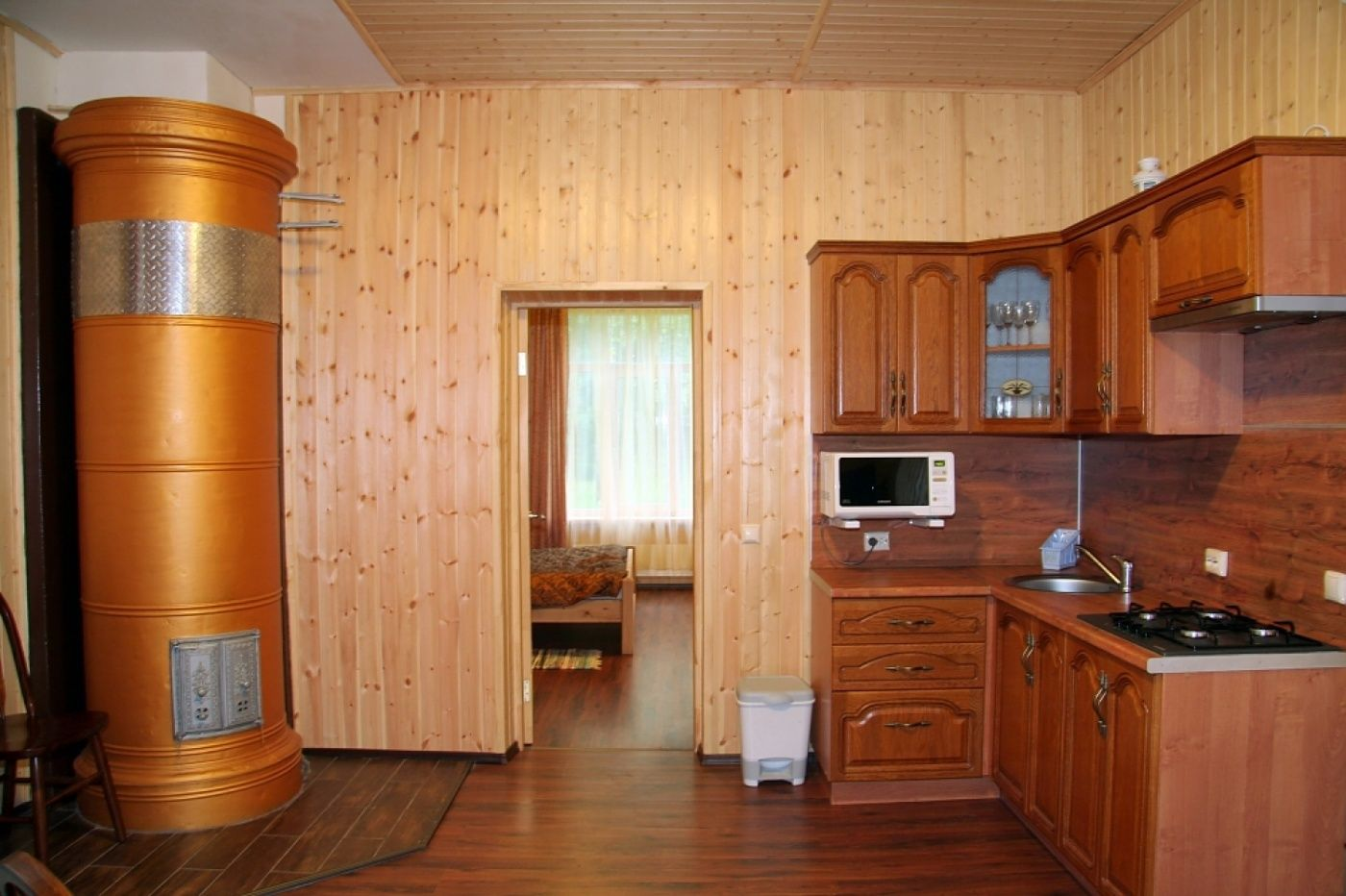 База отдыха «Соколинское» Ленинградская область 4-местный дом, фото 3