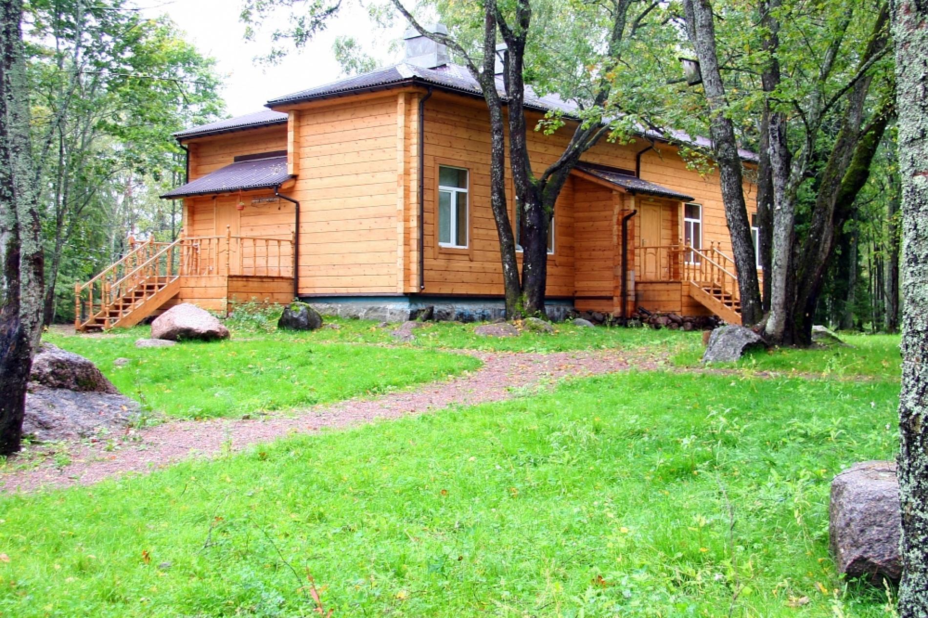 База отдыха «Соколинское» Ленинградская область, фото 9