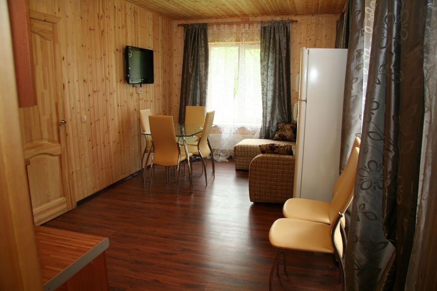 База отдыха «Соколинское» Ленинградская область 6-местный дом, фото 2