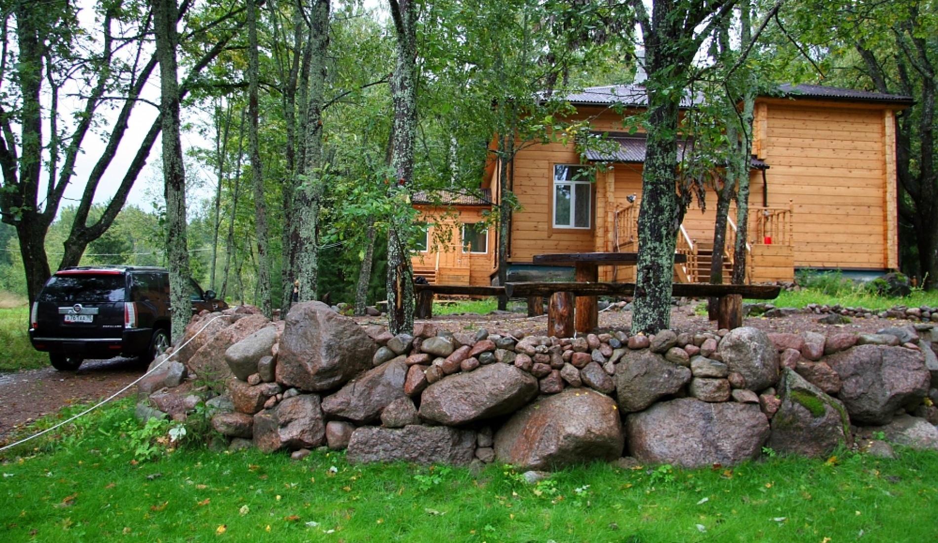 База отдыха «Соколинское» Ленинградская область, фото 1