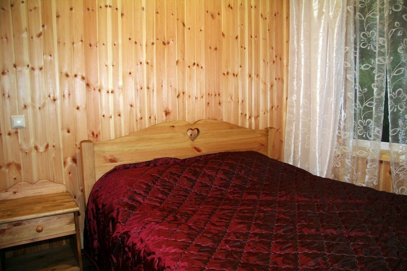 База отдыха «Соколинское» Ленинградская область 4-местный дом, фото 2