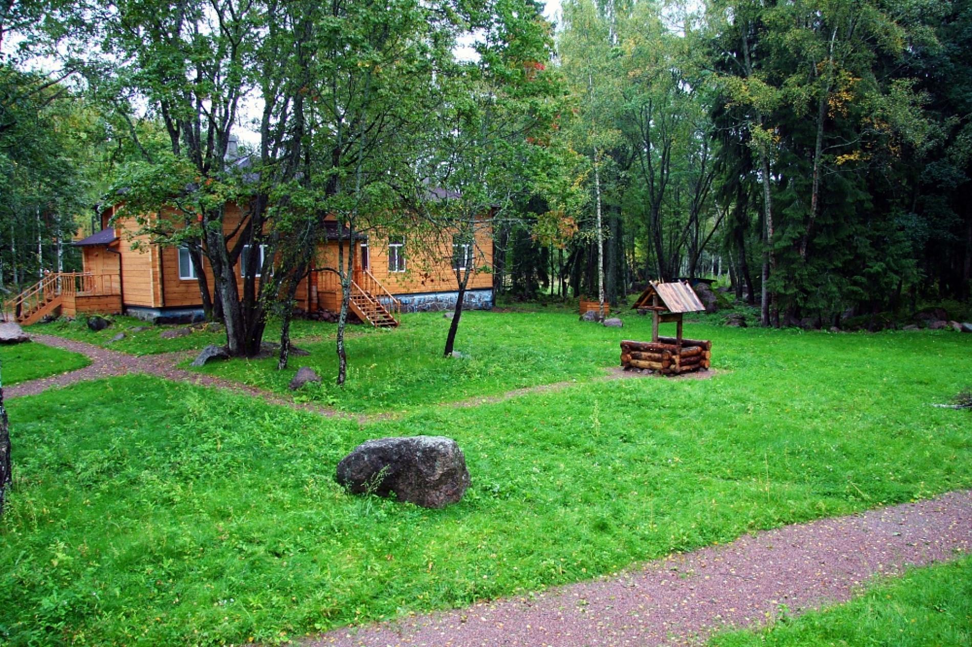 База отдыха «Соколинское» Ленинградская область, фото 12