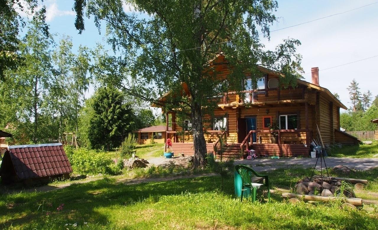 База отдыха «Беличье» Ленинградская область, фото 10
