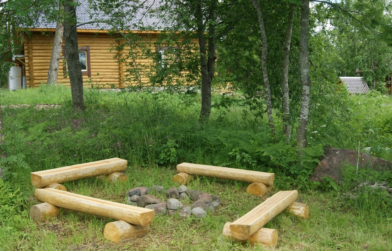 База отдыха «Беличье» Ленинградская область, фото 16