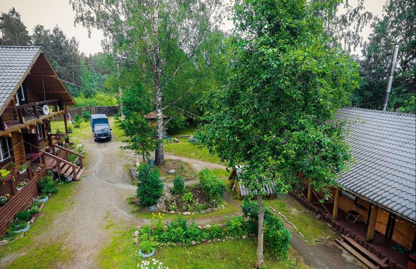 База отдыха «Беличье» Ленинградская область, фото 13