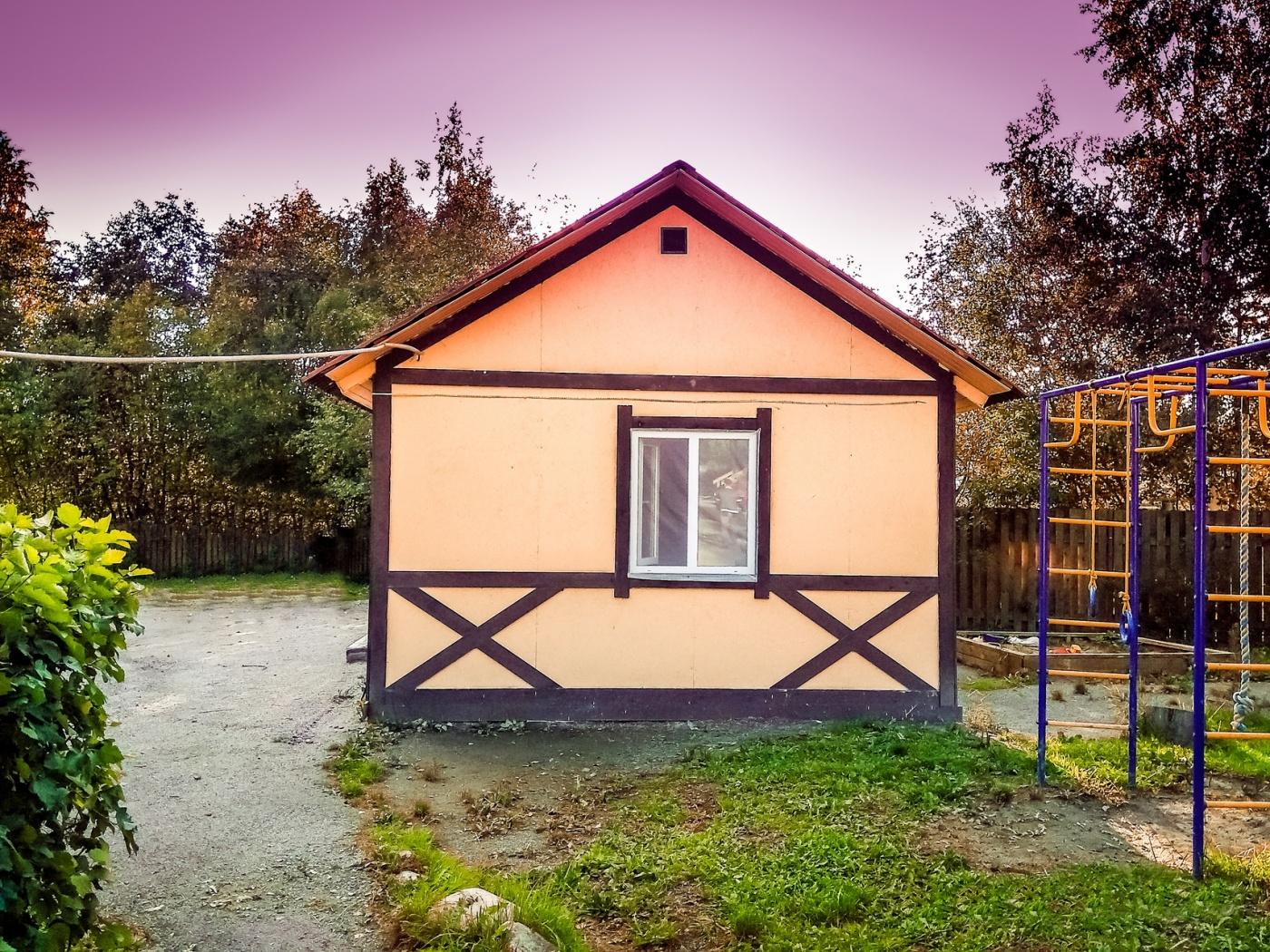 База отдыха «Беличье» Ленинградская область Коттедж-студия , фото 2
