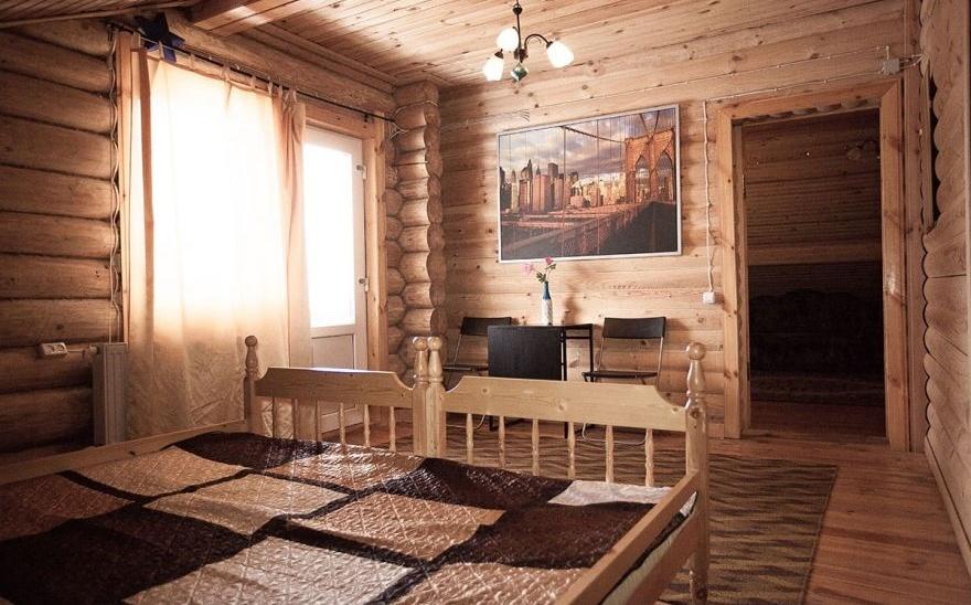 База отдыха «Беличье» Ленинградская область Номер «Люкс» двухкомнатный 6-местный, фото 3
